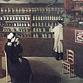 The Pharmacy, 1912 Artwork by