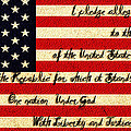 The Pledge Of Allegiance by Bill Cannon
