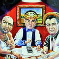 The Poker Game by Hanne Lore Koehler