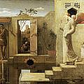The Pool Of Bethesda by Robert Bateman