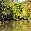 The Quiet Wissahickon by Bill Cannon