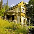 The Rainbow House by John Greaves