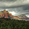 The Red Rocks Of Sedona  by Saija  Lehtonen
