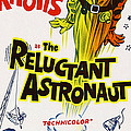 The Reluctant Astronaut, Upper Right by Everett
