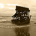 The Remains Of A Ship