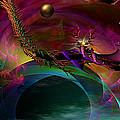 The Return ....of Draconem... by Phil Sadler