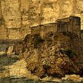The Rock In Dubrovnik by Madeline Ellis