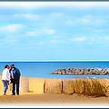 The Romantic Beach by Randall Branham