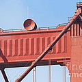 The San Francisco Golden Gate Bridge - 7d19108 by Wingsdomain Art and Photography
