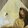 The Savior Is Born by Mary Ann King