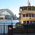 The Scarborough Sydney Ferry