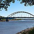 The Scotswood Bridge by Gary Finnigan
