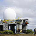 The Sea Based X-band Radar, Ford by Stocktrek Images