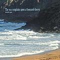 The Sea Complains by Ian  MacDonald