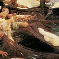 The Sea Maiden by Herbert Draper