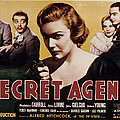 The Secret Agent, John Gielgud, Peter by Everett