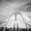 The Seri Wawasan Bridge In Purajaya In Malaysia by Shaun Higson