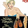 The Seven Year Itch, Marilyn Monroe by Everett