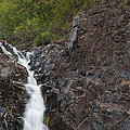The Shallows Waterfall 4 by John Brueske