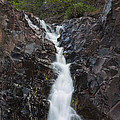 The Shallows Waterfall 5 by John Brueske