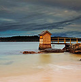 The Shed - Camp Cove  by Mark Lucey