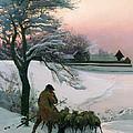 The Shepherd by EF Brewtnall