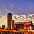 The Skittles Barn by Joel Witmeyer