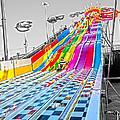 The Slide by Douglas Barnard