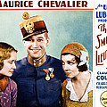 The Smiling Lieutenant, From Left by Everett