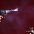 The Smoking Gun by Rebecca Morgan