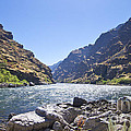 The Snake River In Hells Canyon by Kevin Felts