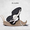 The Sneaker by Rob Snow