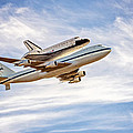 The Space Shuttle Endeavour by David Yu