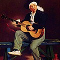 The Spanish Singer by Pg Reproductions