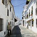 The Spanish Village Mijas by Perry Van Munster