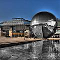 The Sphere At Bristol by Rob Hawkins