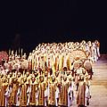 Dramatic Aida by Shaun Higson