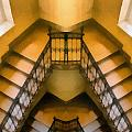 The Staircase Reflection by Odon Czintos