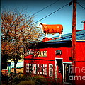 The Steakhouse On Route 66 by Susanne Van Hulst