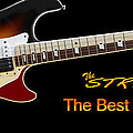 The Strat Les Guitar by Mike McGlothlen