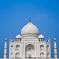 The Taj Mahal by Anthony S Torres