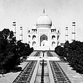 The Taj Mahal In Agra India - C 1906 by International  Images