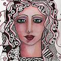 The Tangled Woman by Kristen Watts