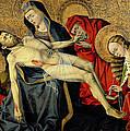 The Tarascon Pieta by French School