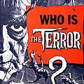 The Terror, Boris Karloff On 1 Sheet by Everett