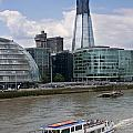 The Thames London by Andrew  Michael