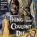 The Thing That Couldnt Die, 1958 by Everett