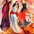 The Three Muses From Paphos by Miki De Goodaboom