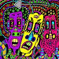 The Three Of Us by Karen Elzinga