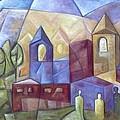 The Three Visitors by Trish Toro